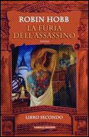 La Furia dell'Assassino - copertina italiana cartonata