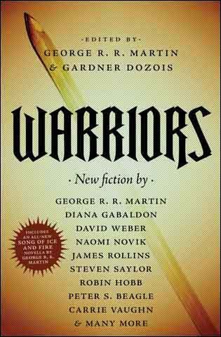Copertina di Warriors